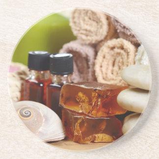Miscellaneous - Spa Eight Environment Coasters