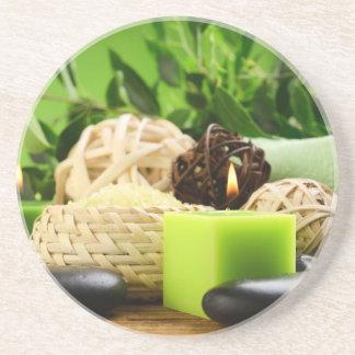 Miscellaneous - Spa Environment Furnace Sandstone Coaster