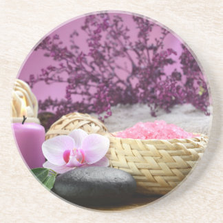 Miscellaneous - Spa Five Environment Drink Coasters
