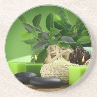 Miscellaneous - Spa Ten Environment Beverage Coasters