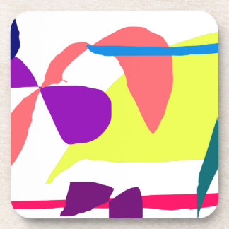Miscellaneous Unknown World Songs Drink Coaster