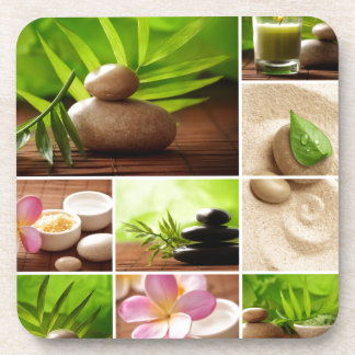 Miscellaneous - Zen Spa Joining Patterns One Beverage Coaster
