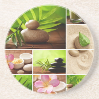 Miscellaneous - Zen Spa Joining Patterns One Coaster
