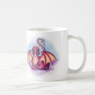 Mischief - Fuchsia Pink Baby Dragon Mug