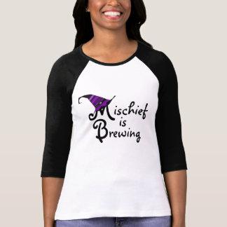 """""""Mischief is Brewing"""" Halloween T-Shirt"""
