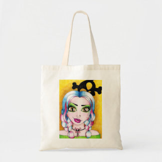 Mischief managed budget tote bag