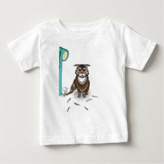 mischievous cat series by Ben Jones Baby T-Shirt