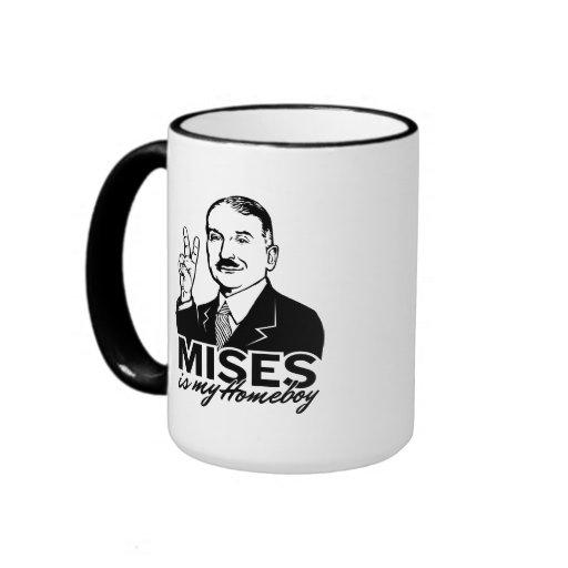 Mise is My Homeboy Custom Mugs