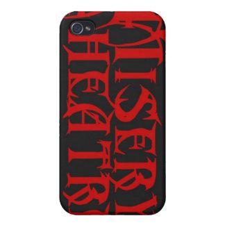 Misery Theatre iPhone case iPhone 4 Case