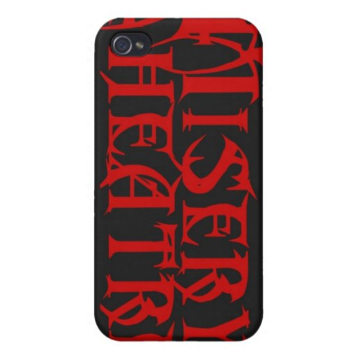Misery Theatre iPhone case iPhone 4 Case
