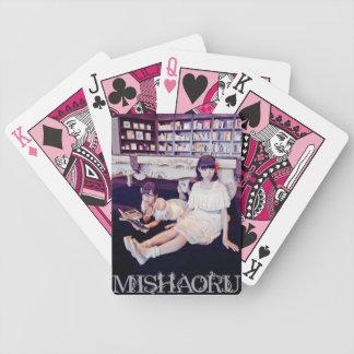 MISHAORU TRUMP BICYCLE PLAYING CARDS