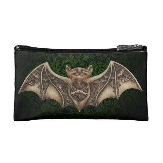 Mishkya the Bat Cosmetics Case Makeup Bags