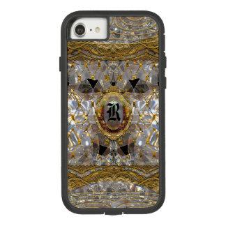 Mishya Baroque Unique Monogram Case-Mate Tough Extreme iPhone 8/7 Case