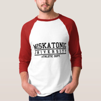 Miskatonic Athletic Dept T-Shirt