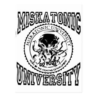 miskatonic post cards