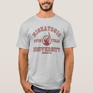 Miskatonic Swim Team T-shirt