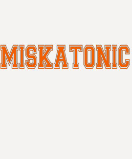 Miskatonic Tees