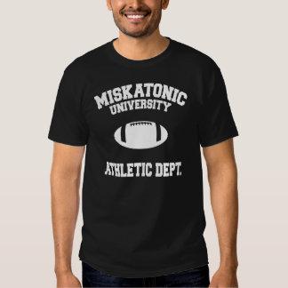 Miskatonic U Athletic Dept. T Shirt