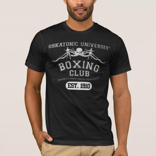 Miskatonic University Boxing Club T-Shirt