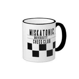 Miskatonic University Chess Club Mugs