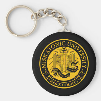 Miskatonic University Keychain
