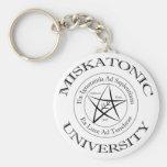 Miskatonic University Keychain