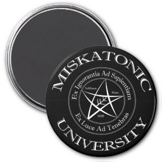 Miskatonic University Magnets