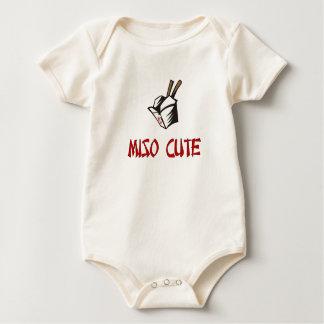 Miso Cute Baby Bodysuit