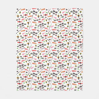 Miso Hungry Fleece Blanket