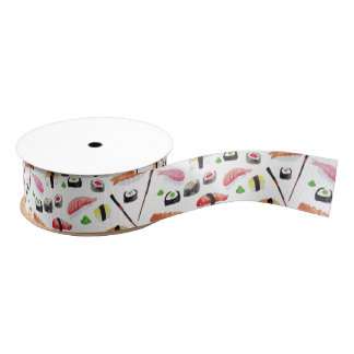 Miso Hungry Grosgrain Ribbon