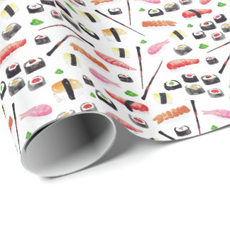 Miso Hungry Wrapping Paper