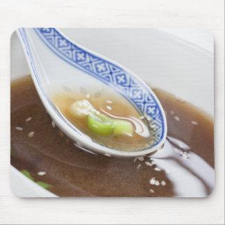 Miso Soup Mousepads