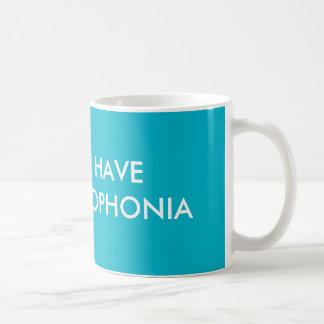 Misophonia Mug