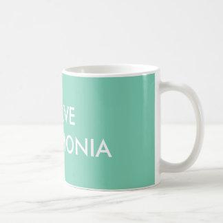 Misophonia Mug 2 - Teal