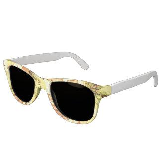 Miss America Autumn Leaf Sunglasses