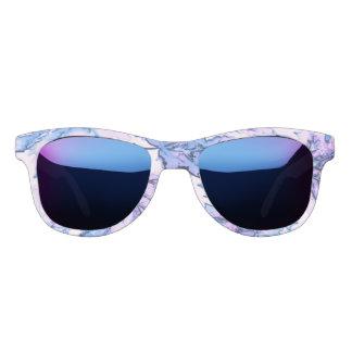 Miss America Blue Leaf Sunglasses