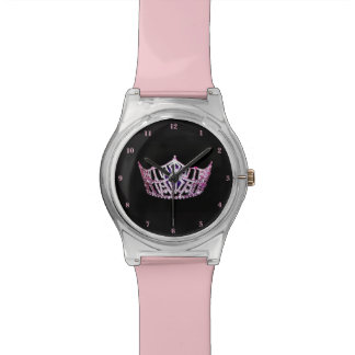 Miss America Blush Pink Crown May 28th Watch