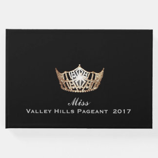 Miss America Gold Crown Pageant Guest Book