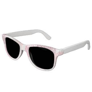 Miss America Pink Dahlia Sunglasses
