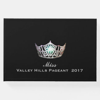Miss America Silver Crown Pageant Guest Book