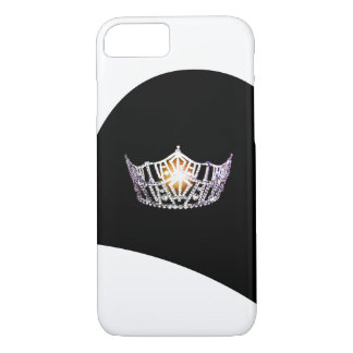 Miss America Silver Crown Phone Cases