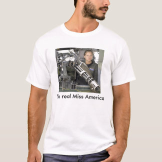 miss america, The real Miss America T-Shirt