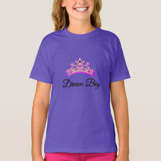 Miss America USA Girl's Dream Big Tiara Top