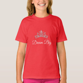 Miss America USA Girl's Dream Big Tiara Top