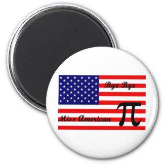 Miss American Pie Magnet