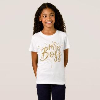 Miss Boss | T-Shirt