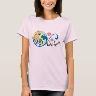 """Miss Casey"" Baby Doll T-Shirt"