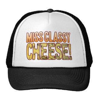 Miss Classy Blue Cheese Cap