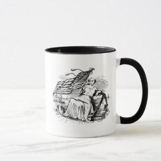 Miss Columbia Mug
