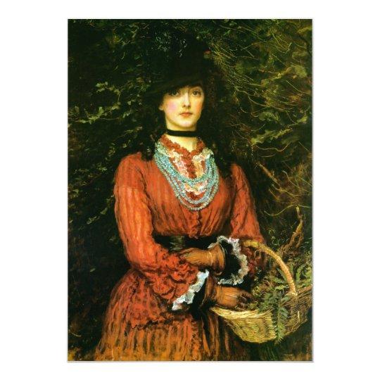 Miss Eveleen Tennant fine art Card